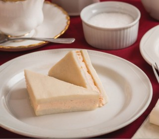 salmon and cream cheese sandwich dysphagia recipe