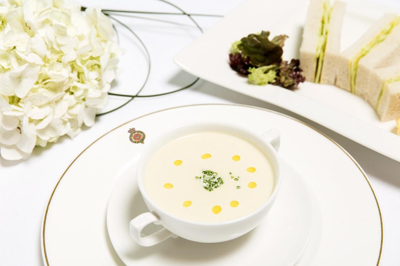 Leek Potato Soup Recipe Bbc Good Food
