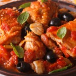 Leading Lights - Chicken Cacciatore (1) - Sally Bee