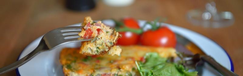 web - Tilda rice frittata