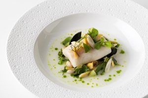 restaurant gordon ramsay dishes. clare smyth