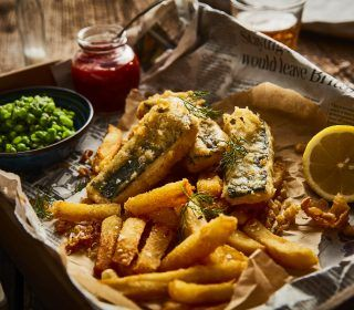 To-fish & Chips